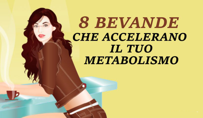 Photo of Metabolismo:8 Bevande Che Accelerano Il Tuo Metabolismo In Maniera Naturale